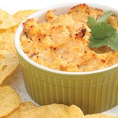 Buffalo Chicken and Havarti Cheese Dip - Recipe from Price Chopper