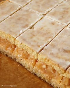 Polish Recipes, Pavlova, Dessert Bars, Cornbread, Baking Recipes, Food To Make, Good Food, Food And Drink, Tasty