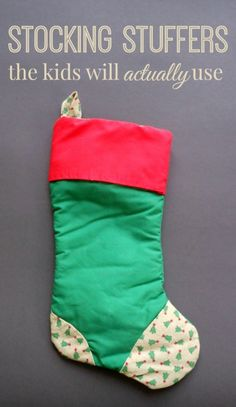 Advent Calendar And Stocking Stuffer Ideas Diy Handmade