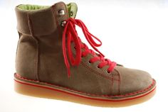 #Grünbein #shoes #boots LOUIS Sued taupe