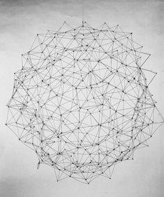 Work from Reticulárea, Gertrud Goldschmidt