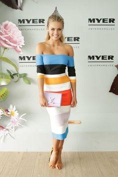 Caulfield cup fashion etiquette formal dress