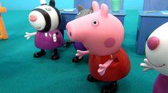 Peppa Pig in English. Peppa and Suzy want to be princesses. Peppa Pig at...