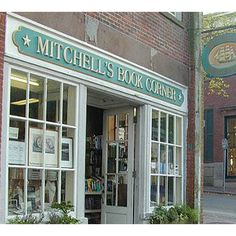 * visit this bookstore ~~  Mitchell's Book Corner - Nantucket, Mass.