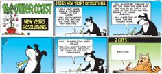 New Year's resolutions - The Other Coast Funny and so true.