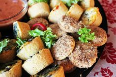 Mixed Savoury Platter - only on www.aninas-recipes.com