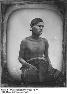 Five images and multiple views: 'discoveries' about Brazilian indians and nineteenth-century photography
