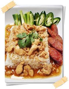 Bloggang.com : บ่งบ๊ง : ข้าวหน้าไก่-บะหมี่หน้าไก่ สูตร[ห้าแยก]