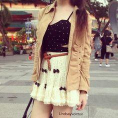 Love Lindsay style :D