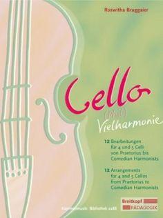 Cello-(Phil)Vielharmonie for 4 or 5 Cellos