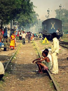 Meeting of Rails