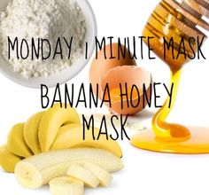 A quick mask to overcome dry skin and to help acne prone skin. This banana honey mask will leave your skin bright and hydrated.