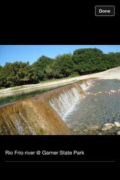 Frio River @ Garner State Park