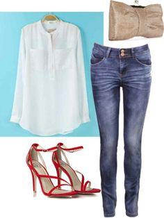 Dress like Olivia Palermo for Less