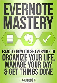 """It is now more easier than ever before to save ideas, memories and moments for future reference"" (Clydesbank Media, 2014, Introduction). This was in the introduction to Evernote Mastery: Exactly H..."