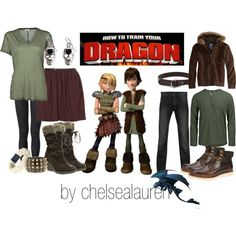 """""""How to Train Your Dragon"""" by chelsealauren10 on Polyvore"""
