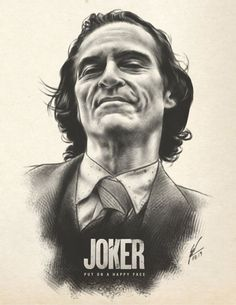 "Is it just me, or is it getting crazier out there? 🖤 ""The Joker"" AMP by Wolfgang LeBlanc ✍️✨ - ➡️ ARTIST Joker Sketch, Joker Drawings, Marvel Drawings, Joker Pencil Drawing, Joker Film, Joker Art, Joker Hd Wallpaper, Joker Wallpapers, Portrait Sketches"