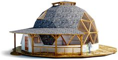 dome home building