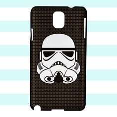 Stormtrooper on Knitting Patterns Samsung Galaxy Note 3 Case Cover