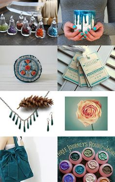 Choose Your (Christmas) Magic! by K. J. Beargeon on Etsy--Pinned with TreasuryPin.com