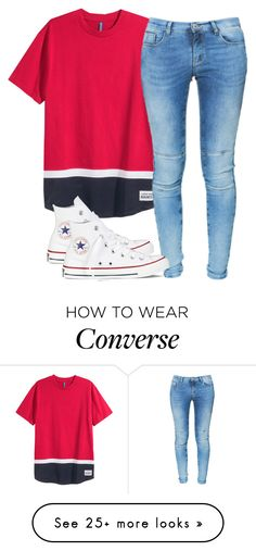 """Untitled #2120"" by dreakagotswagg on Polyvore featuring Zara and Converse"