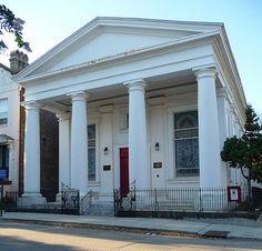 St. Johannes Lutheran Church, Charleston, SC