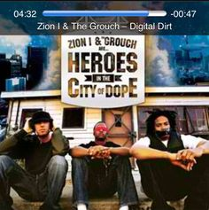 digital dirt // zion i & the grouch