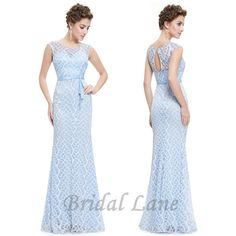 Navy blue evening dresses for matric ball / matric farewell in Cape Town - Bridal Lane ♥
