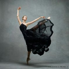 The NYC Dance Project by photographers Ken Browar and Deborah Ory.