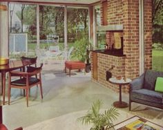 Home Decor Inspiration Throughout the Decades   #1970s, #1960s, & #1950s