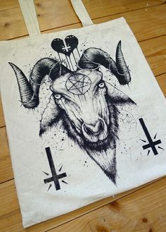 Drawn demon goat - pin to your gallery. Explore what was found for the drawn demon goat Tattoo Goat, Ram Tattoo, Devil Tattoo, Satan Drawing, Demon Drawings, Tattoo Drawings, Satanic Tattoos, Satanic Art, Baphomet