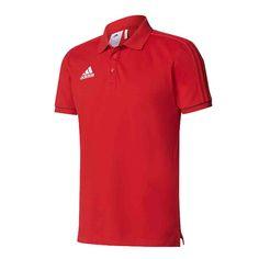 Ανδρική μπλούζα Adidas TIRO 17 POLO - BQ2680 Adidas, Polo Shirt, Polo Ralph Lauren, Mens Tops, Shirts, Fashion, Moda, Polo, Polo Shirts