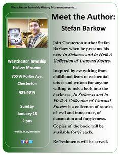 Meet author Stefan Barkow