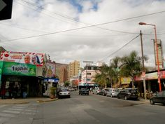 Streets of Cordoba, Argentina