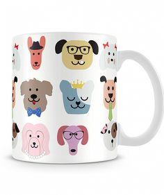 Caneca Fashion Dogs | Uzinga Presentes Criativos - Loja de Presentes Criativos e Diferentes