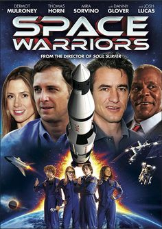 Space Warriors Arrives on May 31st #SpaceWarriors (& Giveaway Ends 6/14)