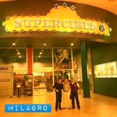 Supercines Milagro