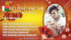 Njara Windye Harris Miss World 2017 contestant banner Madagascar