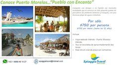 Excursión a Puerto Morelos, saliendo de Mérida, Yucatan