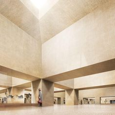 National Museum of Afghanistan . Kabul Mansilla + Tuñón Arquitectos . S.E.E. . + imágenes: estudio agraph T he ceremony to announce ...