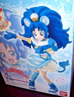 NEW Bandai Dokidoki Precure Magical Lovely Toy Harp from Japan
