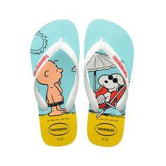 Chanclas Havaianas Snoopy para mujer | Havaianas® online España