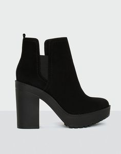 Alternative shoes for women on sale at PULL BEAR. Discover boots f7559529660