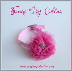 Crafting Rebellion: Fancy Dog Collar
