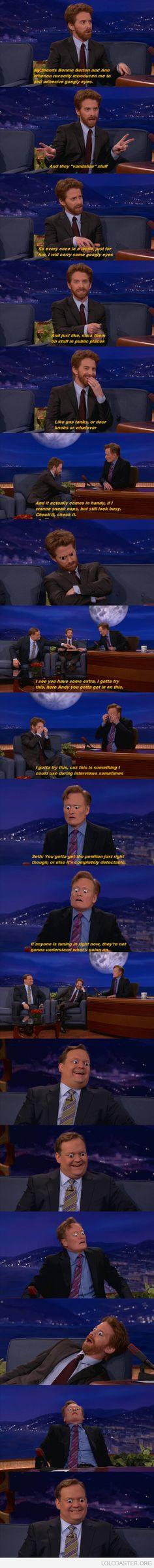 Genius. I'm crying I'm laughing so hard!