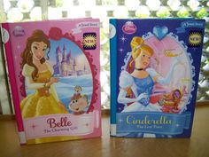 New Easy Chapter Books - Princesses!