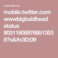 mobile.twitter.com wwwbigbaldhead status 903116089768513538?s=09