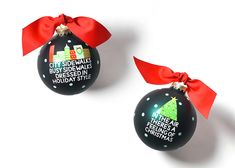 City Sidewalks Busy Sidewalks Glass Ornament Christmas Songs Lyrics, Favorite Christmas Songs, Happy Everything Plate, Coton Colors, Christmas In The City, Matching Gifts, Easy Gifts, Holiday Fashion, Glass Ornaments
