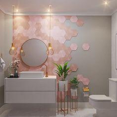 Spa Room Decor, Beauty Room Decor, Home Decor, Beauty Room Salon, Bathroom Design Luxury, Bathroom Design Small, Bathroom Lighting Design, Home Room Design, House Design