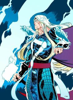 The Mighty Thor, Herald of Thunder Artist by: Cian Tormey [pencils] and Mark Dale [colors] Marvel Comics Art, Marvel Heroes, Spiderman, Marvel Gifts, Avengers, Asgard, Hq Dc, The Mighty Thor, Disney Marvel